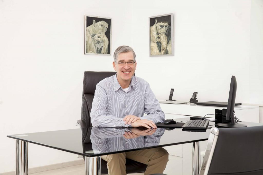 Prof. Dr. med. univ. Ludwig Thierfelder